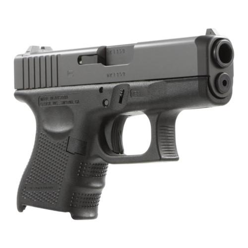 Glock 27 Gen3 with Glock Night Sights