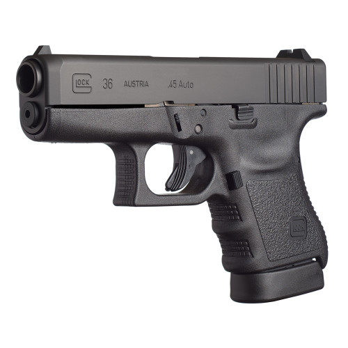 Glock 36 Gen3 with Fixed Sights