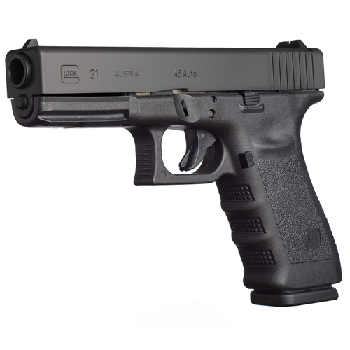 Glock 21SF Gen3 with Glock Night Sights