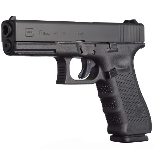 Glock 17 Gen4 MOS with Fixed Sights