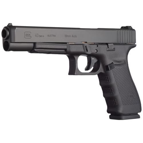Glock 40 Gen4 MOS with Adjustable Sights