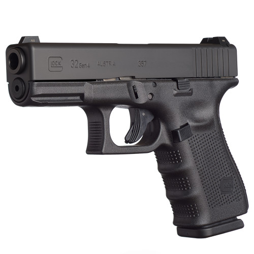 Glock 32 Gen4 with Fixed Sights