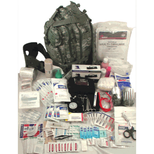 Elite First Aid Tactical Trauma Kit #3