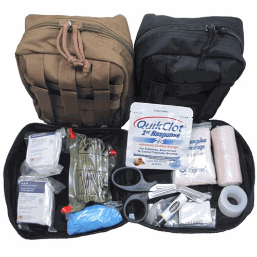 Elite First Aid Military IFAK