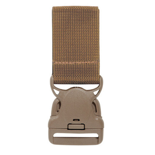 Safariland Quick Release Buckle w/Hook & Loop Belt Attachment