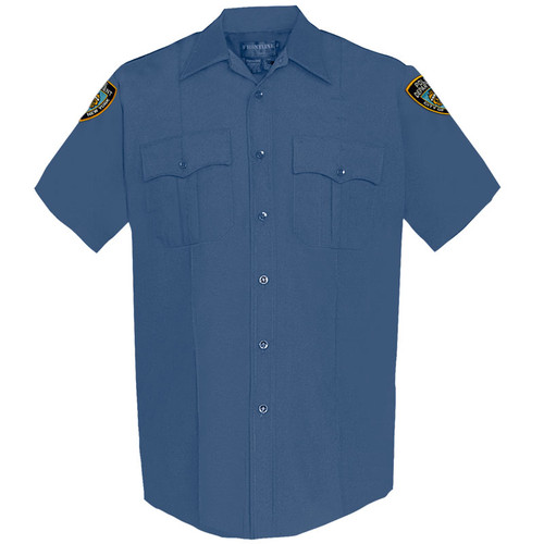 Tact Squad NYPD Shirt - Short Sleeve