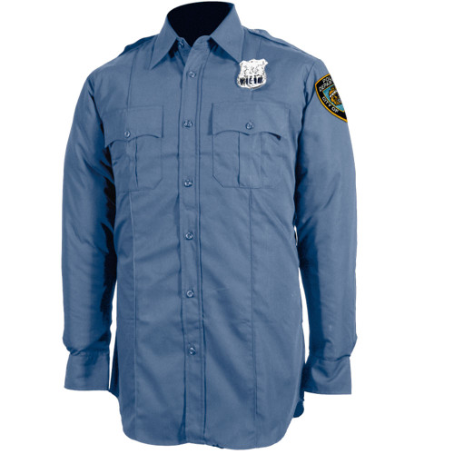 Tact Squad NYPD Shirt - Long Sleeve