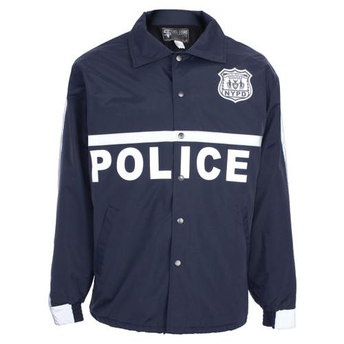 Tact Squad NYPD Raid Jacket