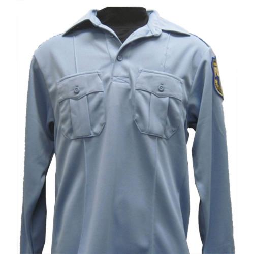 Elbeco Philly Uniform Polo - Long Sleeve