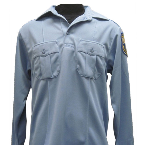 Elbeco Philly Uniform Polo - Long Sleeve