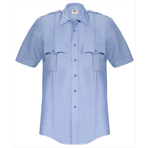 Elbeco Men's Paragon Plus Shirt - Short Sleeve