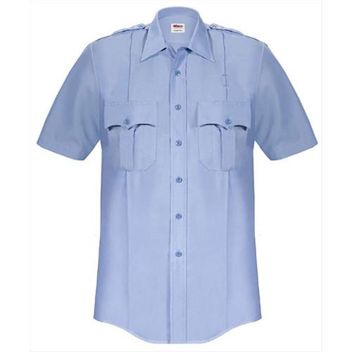 Elbeco Men's Paragon Plus Shirt - Short Sleeve