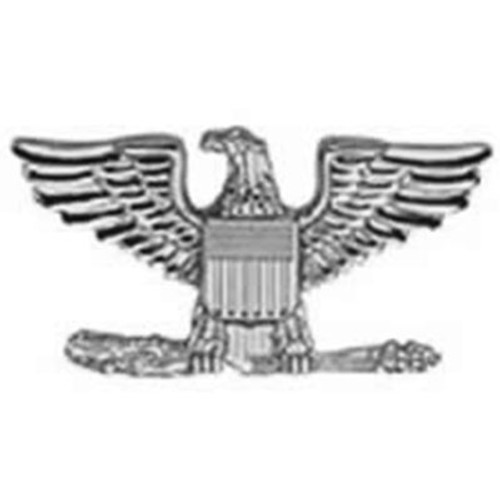 Emblem Collar Insignia - Large Eagles