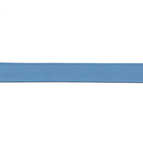"Medium Blue Tex Trop Cloth Stripe - 1"" Width"