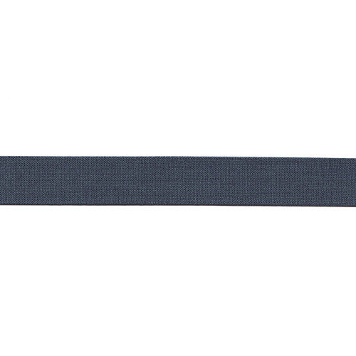 """French Blue Cloth Stripe - 1"""" Width"""