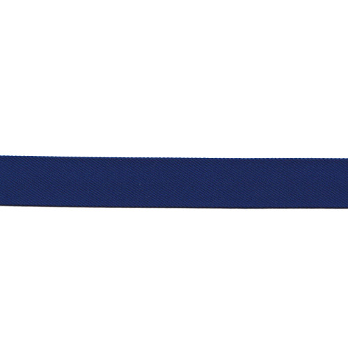 "Lapis Blue Cloth Stripe - 1"" Width"