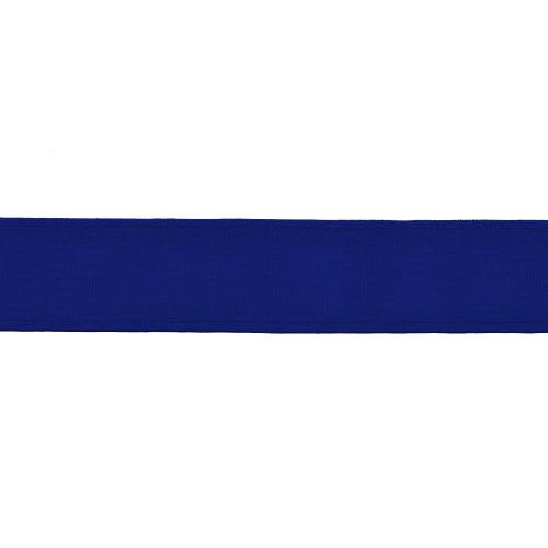 "Royal Blue Poly Cloth Stripe - 1 1/2"" Width"