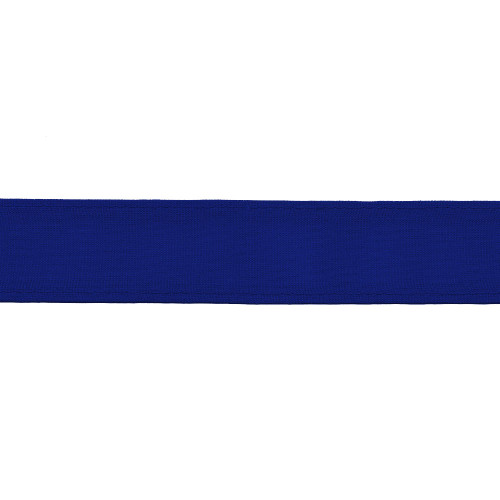 "Royal Blue Poly Cloth Stripe - 1 1/2"" Width"