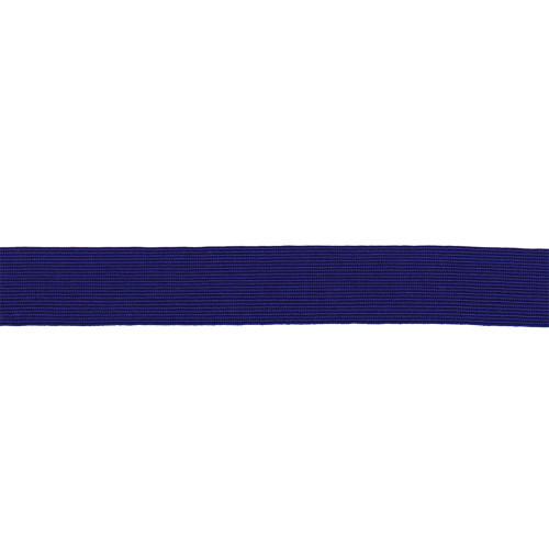 """Royal Blue Braid - 1"""" Width"""