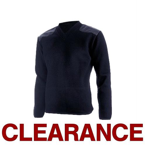 Cobmex Crew Neck Commando Sweater - Clearance