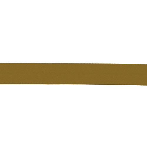 "Dark Gold 100% Poly Cloth Stripe - 1"" Width"