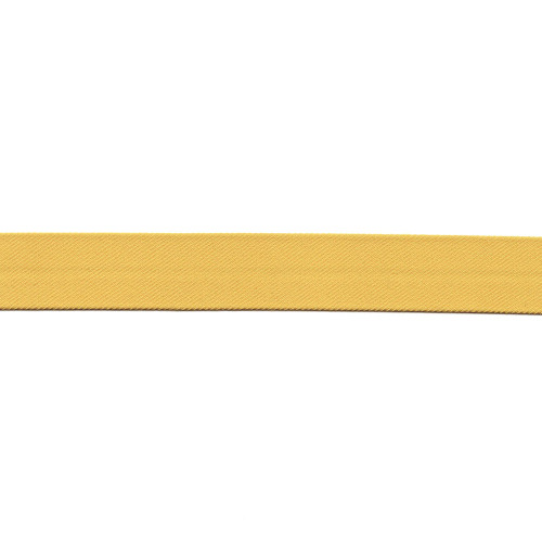 "Medium Gold Cloth Stripe - 1"" Width"