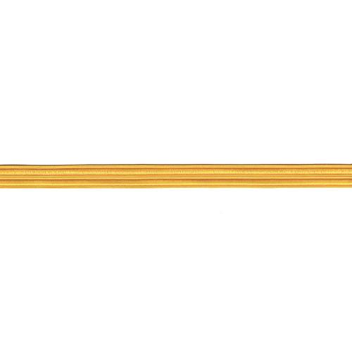 "Light Gold Braid - 1/2"" Width"