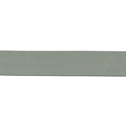 "Heather Gray Cloth Stripe - 1 1/2"" Width"