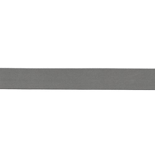 "Gray Duty Cloth Stripe - 1"" Width"