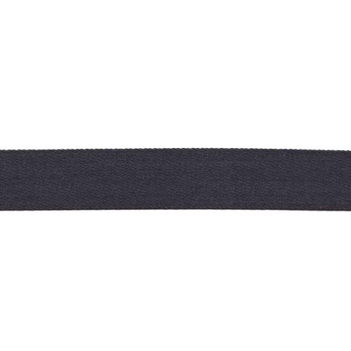 "Gray Cloth Stripe - 1 1/4"" Width"