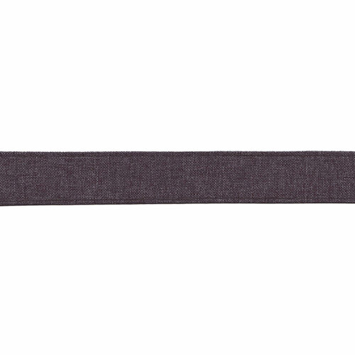 "Gray Cloth Stripe - 1"" Width"