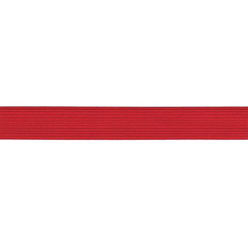 """Scarlet Red Braid - 1"""" Width"""