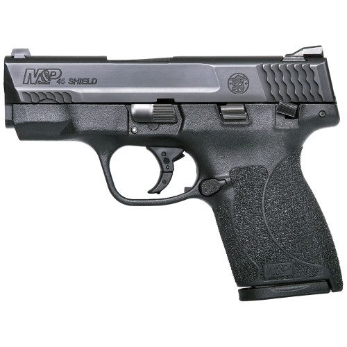 Smith & Wesson 180022 M&P Shield 45 ACP Centerfire Handgun with Thumb Safety
