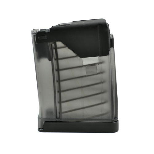 Lancer L5AWM 5rd Magazine - Translucent Smoke
