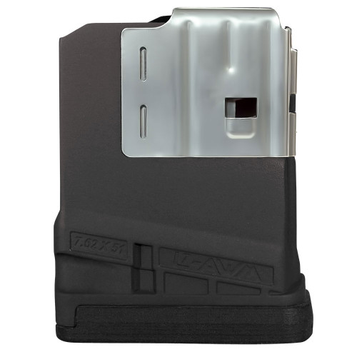 Lancer L7AWM 10rd Opaque Black Magazine