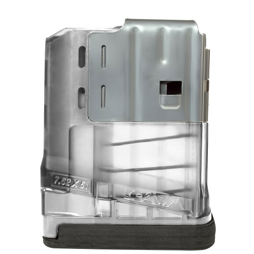 Lancer L7AWM 10rd Translucent Clear Magazine
