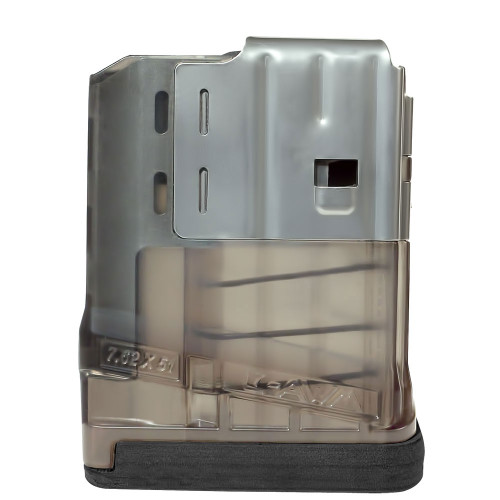 Lancer L7AWM 10rd Translucent Smoke Magazine