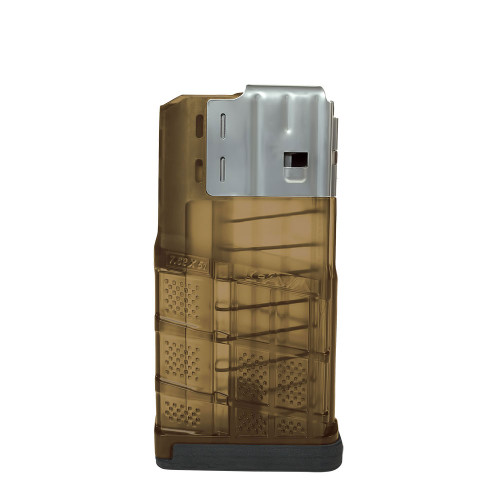 Lancer L7AWM 20rd Translucent Dark Earth Magazine