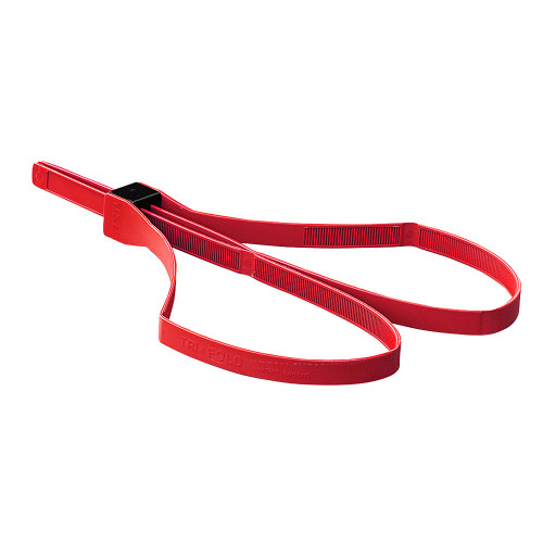 ASP Red Training Restraints - 6 Pack