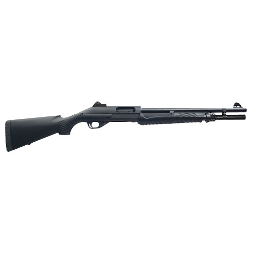 "Benelli Nova 18.5"" Pump Shotgun w/Ghost Rings"