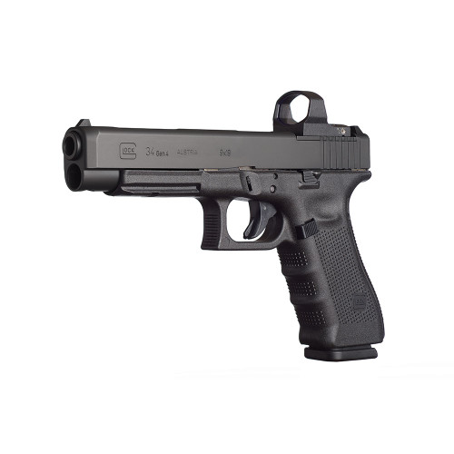 GLOCK 34 Gen4 MOS - Adjustable Sights - 4.5lb - 17rd