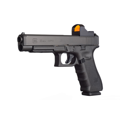 GLOCK 35 Gen4 MOS - Adjustable Sights - 4.5lb - 15rd