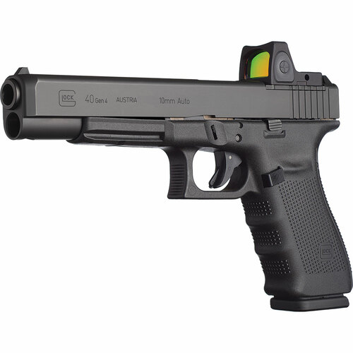 GLOCK 40 Gen4 MOS - 15rd - Fixed Sights