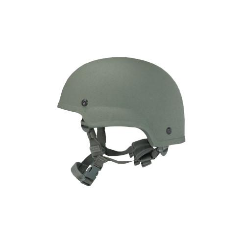 Protech Delta 4 Helmet Mid Cut w/Pads
