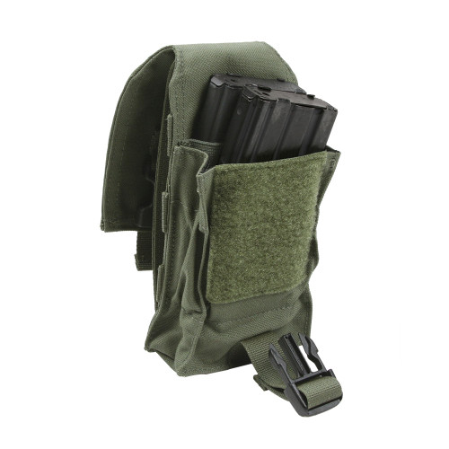 Protech LT4 Double Stack M4 Mag Pouch
