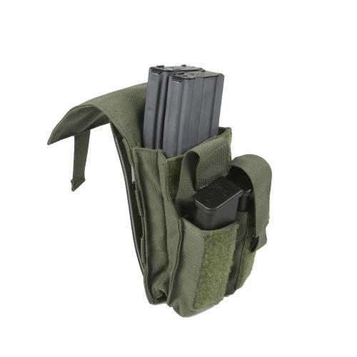 Protech LT7 Dual M4/Side Arm Mag Pouch