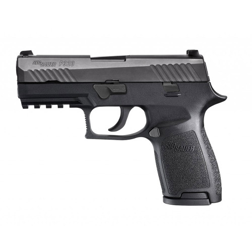 Sig Sauer P320 9mm - Compact - Contrast Sights - 15rd