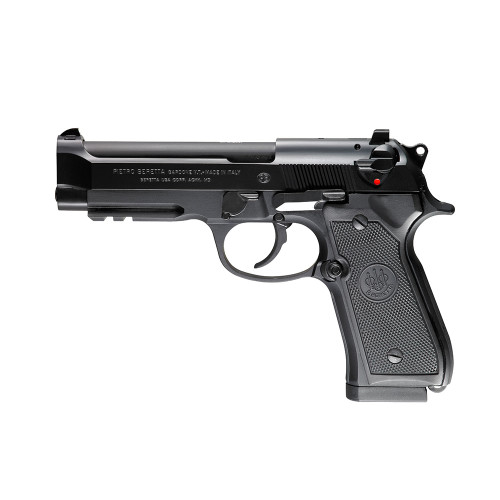 Beretta 92A1 9mm Pistol - Trijicon Sights