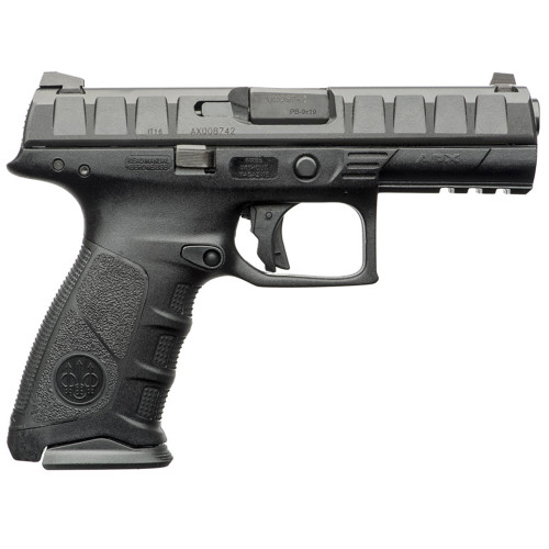 Beretta APX 9mm with Night Sights