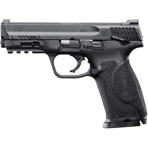 Smith & Wesson M&P<sup>&reg;</sup>9 M2.0&trade; with Thumb Safety